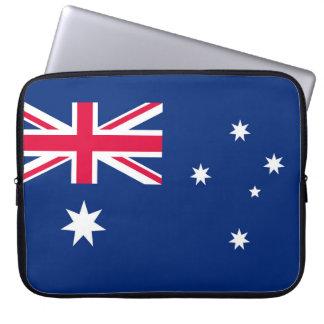 Staatsflagge von Australien Laptopschutzhülle