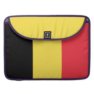 Staatsflagge von Belgien Sleeve Für MacBook Pro