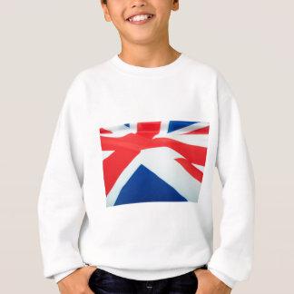 Staatsflagge von Großbritannien Sweatshirt