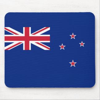 Staatsflagge von Neuseeland Mousepad
