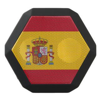 Staatsflagge von Spanien Schwarze Bluetooth Lautsprecher