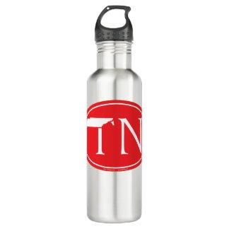 Staatsstolz-Euro: TN Tennesse Trinkflasche