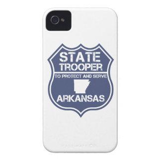 StaatTrooper, zum von Arkansas zu schützen und zu iPhone 4 Hülle