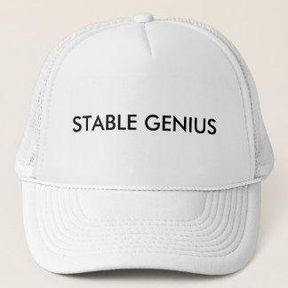 Stabiles Genie Truckerkappe
