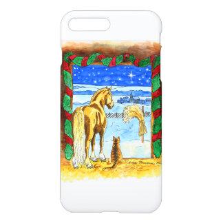 Stabiles Weihnachten iPhone 8 Plus/7 Plus Hülle