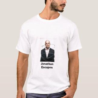 Stacheldraht, Jonathan-Entweichen T-Shirt