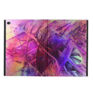 Stachelige glänzende Glasshards-abstrakter Entwurf
