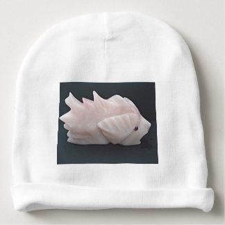 Stachelige unterstützte obskure Fischfront side1 Babymütze