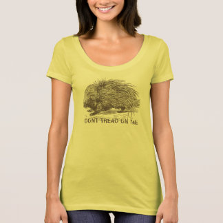 Stachelschwein-Gadsden-T - Shirt