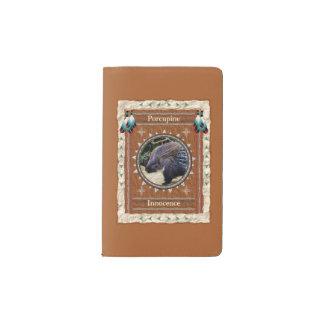 Stachelschwein - moleskine taschennotizbuch