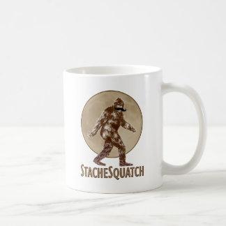 STACHESQUATCH I Schnurrbart, wenn Sie mein Squatch Kaffeetasse