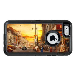 Stadt - Amsterdam NY - die verlorene Stadt 1941 OtterBox iPhone 6/6s Hülle