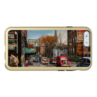 Stadt - Amsterdam NY - im Stadtzentrum gelegenes Incipio Feather® Shine iPhone 6 Hülle