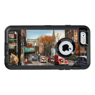 Stadt - Amsterdam NY - im Stadtzentrum gelegenes OtterBox iPhone 6/6s Hülle