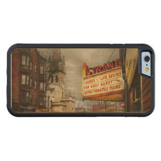 Stadt - Amsterdam NY - Leben fängt 1941 an Bumper iPhone 6 Hülle Ahorn