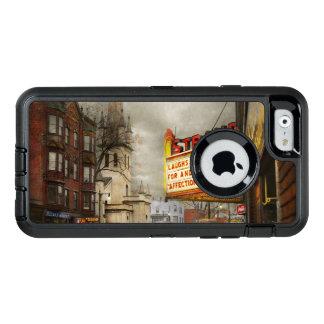 Stadt - Amsterdam NY - Leben fängt 1941 an OtterBox iPhone 6/6s Hülle
