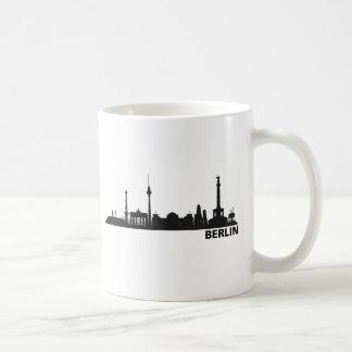 Stadt Berlin - Skyline 1c Kaffeetasse