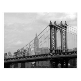 Stadt-Brücke Postkarten