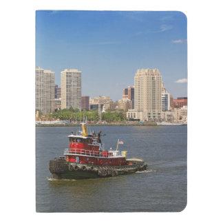 Stadt - Camden, NJ - die Stadt von Philadelphia Extra Großes Moleskine Notizbuch