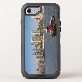 Stadt - Camden, NJ - die Stadt von Philadelphia OtterBox Defender iPhone 8/7 Hülle
