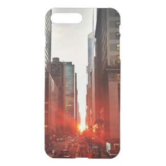 Stadt-Dämmerung iPhone 8 Plus/7 Plus Hülle
