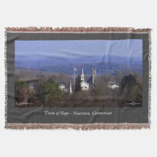 Stadt der Hoffnung - Newtown, Connecticut Decke