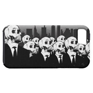Stadt der Knochen iPhone 5 Etuis