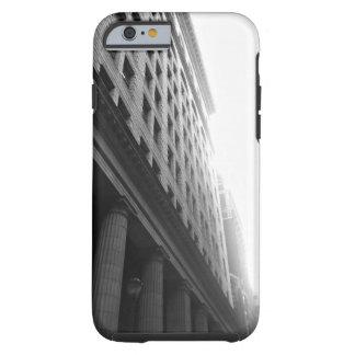 Stadt-Gebäude-Telefon-Kasten Tough iPhone 6 Hülle