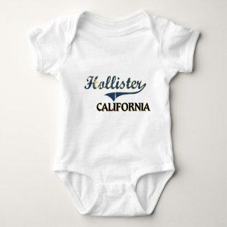 Stadt-Klassiker Hollister Kalifornien Baby Strampler