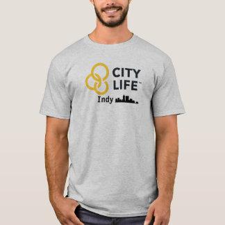 Stadt-Leben Indy T-Shirt