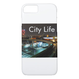 Stadt-Leben iPhone 8/7 Hülle