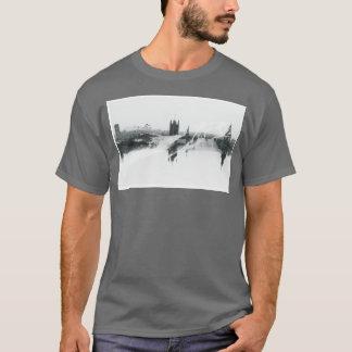 Stadt-Leinwand T-Shirt