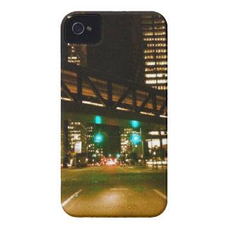 Stadt-Nachtlichter iPhone 4 Hülle