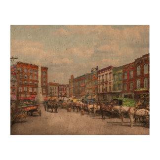 Stadt - Norfolk VA - Hardware und Alkohol - 1905 Korkpapierdruck
