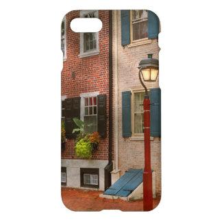 Stadt - PA Philadelphia - amerikanische iPhone 8/7 Hülle