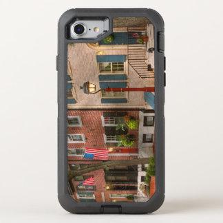 Stadt - PA Philadelphia - amerikanische OtterBox Defender iPhone 8/7 Hülle
