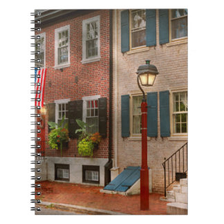 Stadt - PA Philadelphia - amerikanische Spiral Notizblock