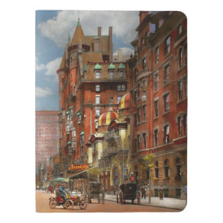 Stadt - PA Philadelphia - Broad Street 1905 Extra Großes Moleskine Notizbuch