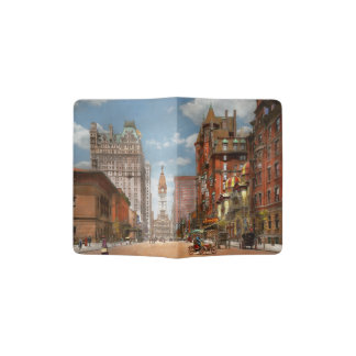 Stadt - PA Philadelphia - Broad Street 1905 Passhülle