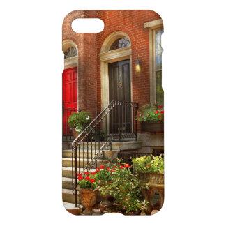 Stadt - PA Philadelphia - hübsches Philadelphia iPhone 8/7 Hülle