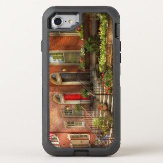 Stadt - PA Philadelphia - hübsches Philadelphia OtterBox Defender iPhone 8/7 Hülle
