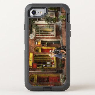 Stadt - Philadelphia, PA - ein Tag heraus mit OtterBox Defender iPhone 8/7 Hülle