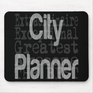 Stadt-Planer Extraordinaire Mauspad