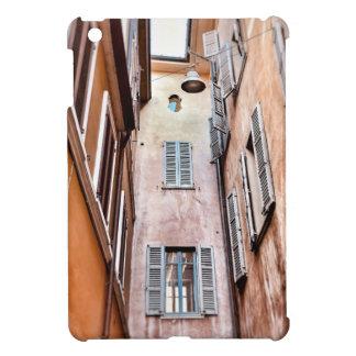 Stadt-Szene des Italiener-IMG_1785 2 iPad Mini Hülle