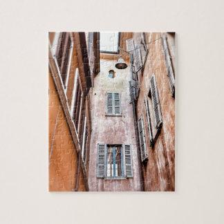 Stadt-Szene des Italiener-IMG_1785 2 Puzzle