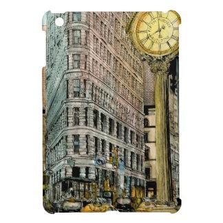 Stadt-Szene VII iPad Mini Hülle