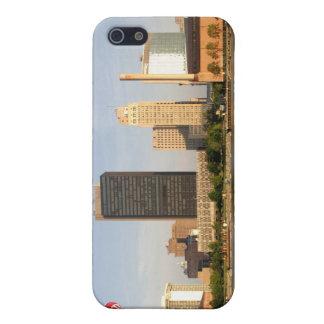 Stadt Toledos Ohio iPhone 5 Schutzhüllen