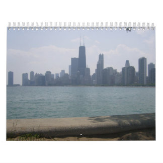 Stadt über dem See Kalender