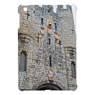 Stadt von Bar Yorks Micklegate iPad Mini Hülle