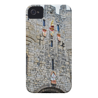 Stadt von Bar Yorks Micklegate iPhone 4 Cover